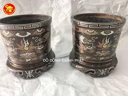 Bát hương cúng tiến đình chùa bằng đồng nào đẹp nhất (2)